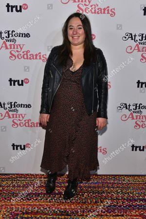 Stock Photo of Liza Treyger