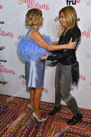 Amy Sedaris, Callie Thorne