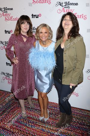 Stock Picture of Jodi Lennon, Amy Sedaris and Cindy Caponera