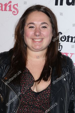 Stock Picture of Liza Treyger