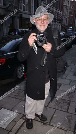 Photographer Barry Lategan