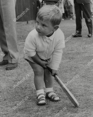 Jeremy Cowdrey Son Of England Cricketer Colin Cowdrey. Box 763 60806175 A.jpg.