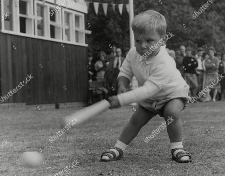 Jeremy Cowdrey Son Of England Cricketer Colin Cowdrey. Box 763 908061716 A.jpg.