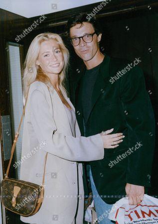 Actress Alison Doody And Boyfriend Film Producer Mark Crowdy Leaving Heathrow For L.a. Box 767 1026061712 A.jpg.