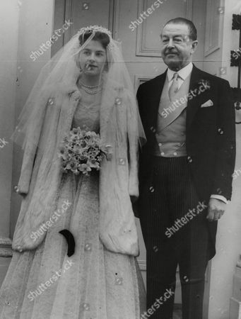 Lady Rose Alexander Her Father 1st Earl Editorial Stock Photo ...