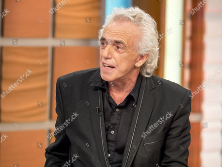 Editorial picture of 'Good Morning Britain' TV show, London, UK - 20 Oct 2017