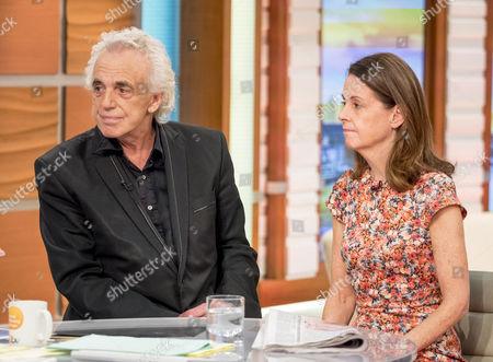 Editorial photo of 'Good Morning Britain' TV show, London, UK - 20 Oct 2017