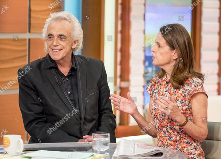 Peter Stringfellow and Lucy Beresford