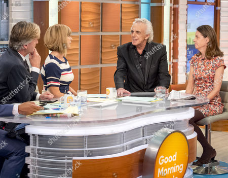 Stock Photo of Richard Madeley, Kate Garraway, Peter Stringfellow and Lucy Beresford