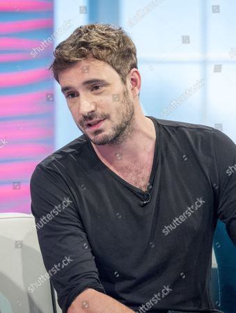 Editorial picture of 'Lorraine' TV show, London, UK - 20 Oct 2017