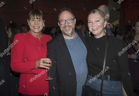 Anji Hunter, Jimmy Wales, Kate Garvey