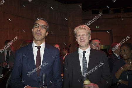 Kamal Ahmed and Jo Johnson MP