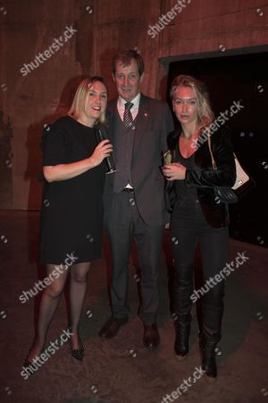 Alastair Campbell, Lisa Hilton