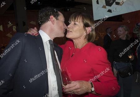 Anji Hunter, George Osborne