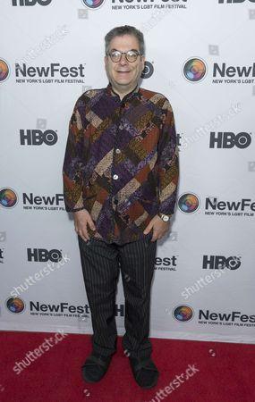 Michael Musto attends Susanne Bartsch: On Top premiere at NewFest