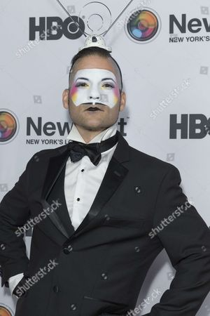 Stock Picture of Muffinhead attends Susanne Bartsch: On Top premiere at NewFest