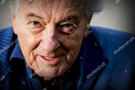 Regisseur and Filmproduzent Paul Verhoeven