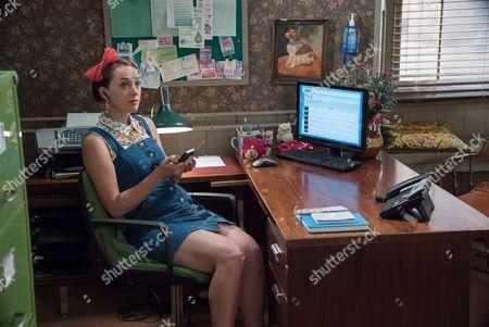 (SR8:Ep8) - Jessica Ransom as Morwenna Newcross.