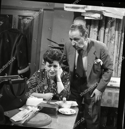 """Editorial picture of """"Coronation Street"""" TV Series - 1961"""