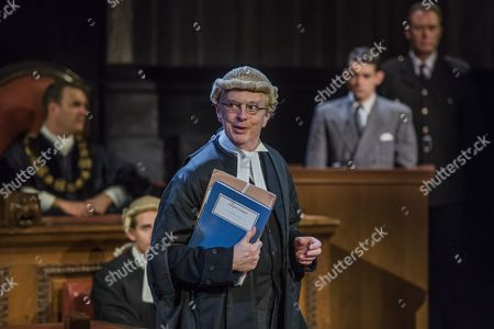 Philip Franks as Mr Myers QC