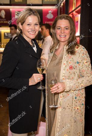 Carole Annett and Louisa Richter von Morgenstern
