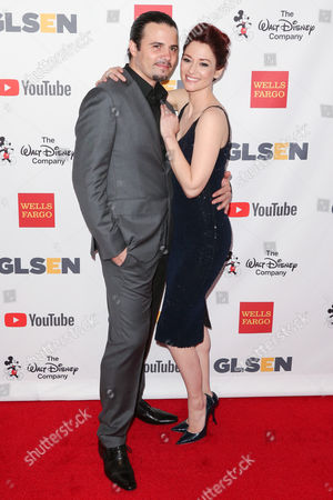 Nathan West and Chyler Leigh