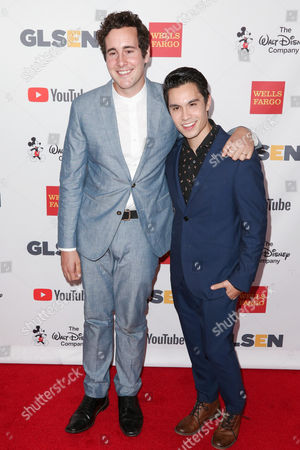 Stock Picture of Sam Tsui and Guest