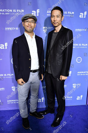 Editorial photo of 'The Breadwinner' film premiere, Arrivals, Los Angeles, USA - 20 Oct 2017
