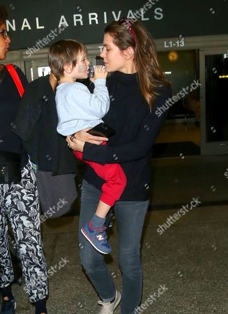 Charlotte Casiraghi and Raphael Elmaleh