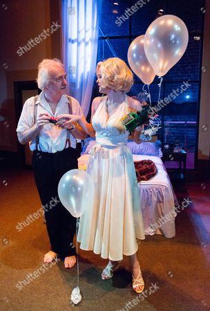 Simon Rouse and Alice Bailey Johnson