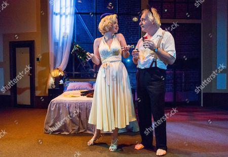 Alice Bailey Johnson and Simon Rouse