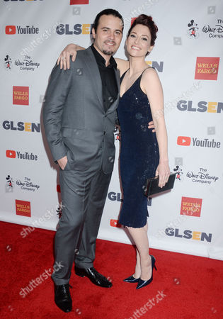 Chyler Leigh and husband Nathan West