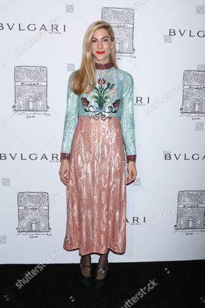 Stock Picture of Joanna Hillman, Style Director at Harper's Bazaar