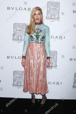 Joanna Hillman, Style Director at Harper's Bazaar