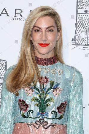 Stock Photo of Joanna Hillman, Style Director at Harper's Bazaar