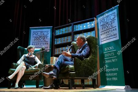 Editorial image of Tom Hanks in Conversation with Ann Patchett, Washington, USA - 20 Oct 2017