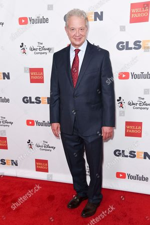 Jeff Perry attends the 2017 GLSEN Respect Awards at the Beverly Wilshire Hotel, in Beverly Hills, Calif