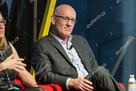 Editorial picture of Chicago Ideas Week, USA - 19 Oct 2017