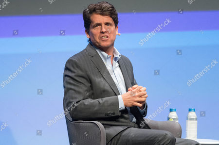 Mark Shriver, Senior Vice President, US Programs and Advocacy, Save the Children; President, Save the Children Action Network, speaks at the Edison Talks at Chicago Ideas Week.