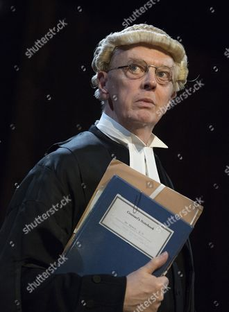 Philip Franks as Mr Myers QC,