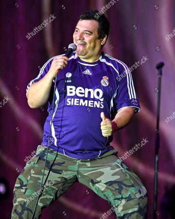 Editorial photo of Carlos Mencia performs at The Coconut Creek Casino, Coconut Creek, Florida, USA - 20 Oct 2017
