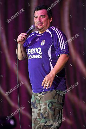 Stock Photo of Carlos Mencia
