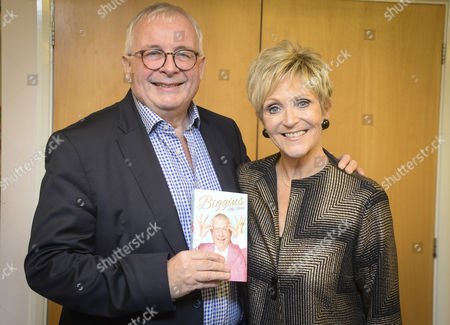 Stock Picture of Christopher Biggins with Judi Spiers