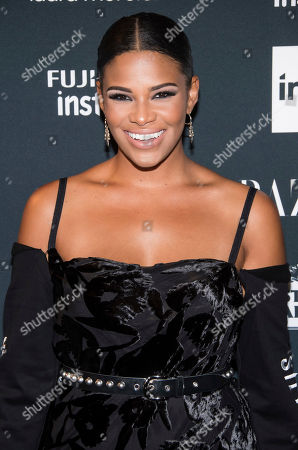 Kamie Crawford attends the Harper's BAZAAR 'Icons by Carine Roitfeld' party at The Plaza Hotel, in New York
