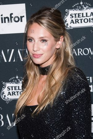 Stock Picture of Dylan Frances Penn attends the Harper's BAZAAR 'Icons by Carine Roitfeld' party at The Plaza Hotel, in New York