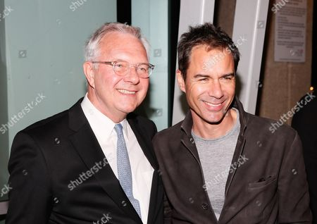 Walter Bobbie and Eric McCormack