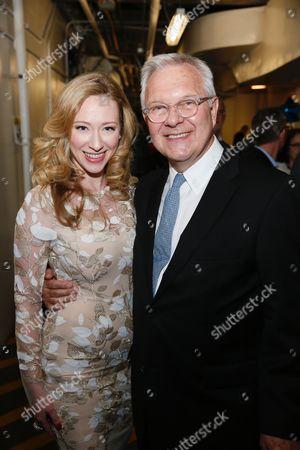 Kaitlyn Davidson and Walter Bobbie