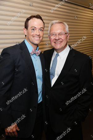Patrick Cummings and Walter Bobbie