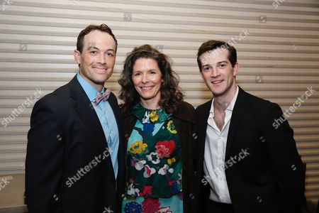 Stock Photo of Patrick Cummings, Edie Brickell and A J Shively