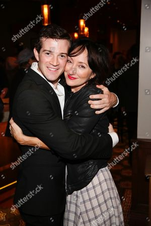 A J Shively and Carmen Cusack